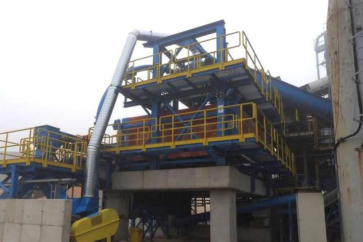 Screening solution for pulp by FMW